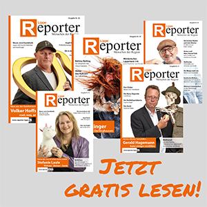 Reporter Lippe - Weil Menschen gerne etwas über Menschen lesen...